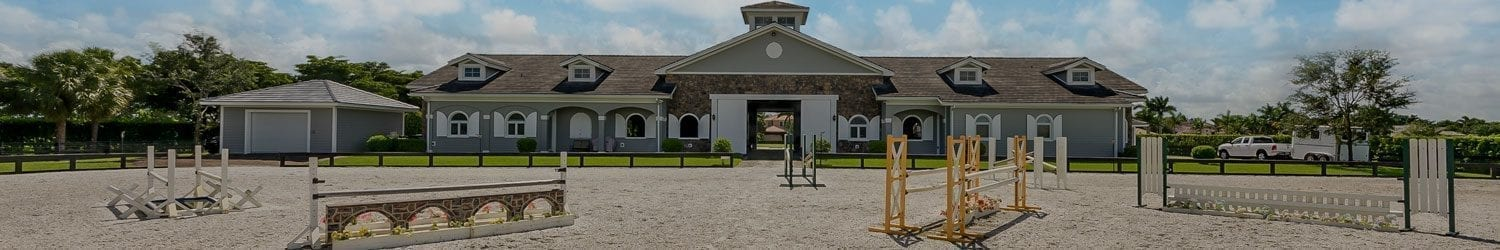Selling A Wellington Horse Farm